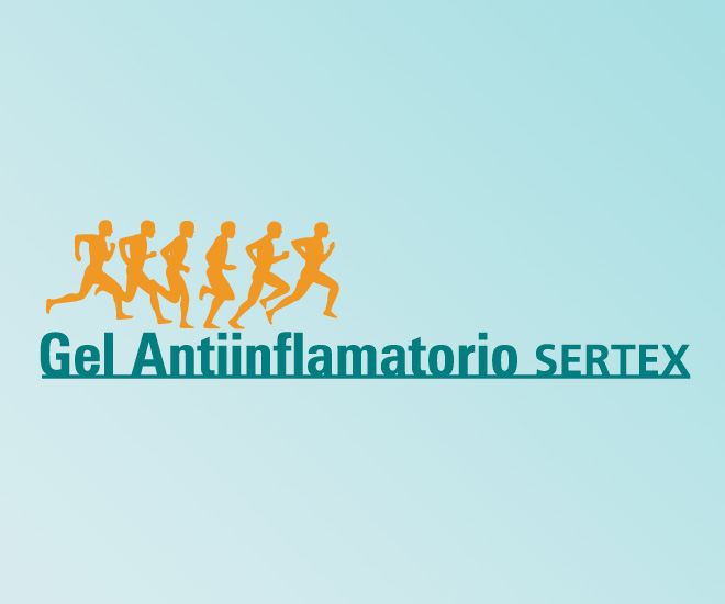 Gel antiinflamatorio - Sertex